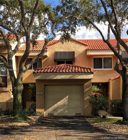 582 N University Dr, Plantation, FL 33324 (MLS #A10616207) :: Green Realty Properties