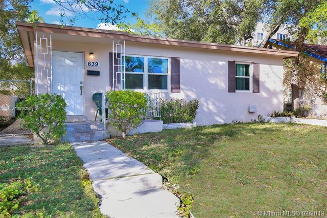 639 NE 62nd St, Miami, FL 33138 (MLS #A10616255) :: Miami Lifestyle