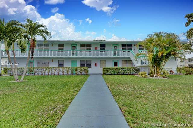 27 Farnham B #27, Deerfield Beach, FL 33442 (MLS #A10616293) :: The Paiz Group