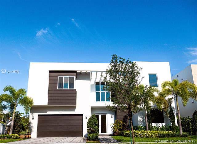 7444 NW 101st Ave, Miami, FL 33178 (MLS #A10616746) :: Albert Garcia Team