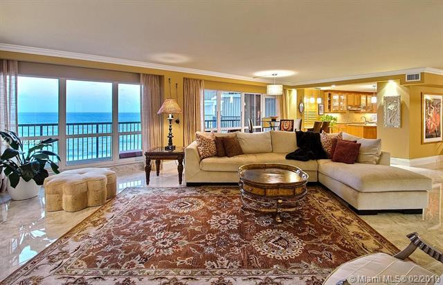 1800 S Ocean Blvd #1010, Lauderdale By The Sea, FL 33062 (MLS #A10618457) :: The Howland Group