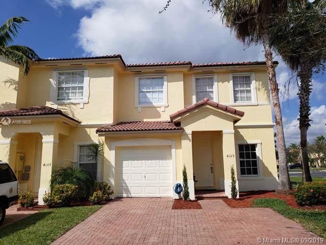 4109 NE 24th Ct, Homestead, FL 33033 (MLS #A10619508) :: Berkshire Hathaway HomeServices EWM Realty