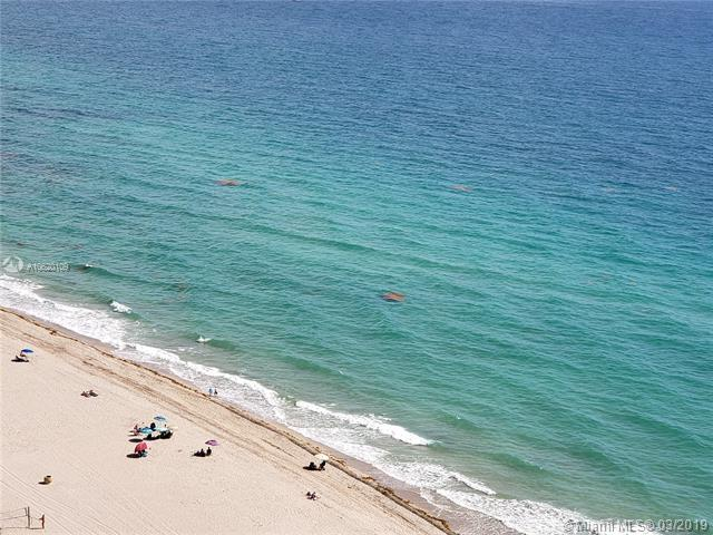 2030 S Ocean Dr #1109, Hallandale, FL 33009 (MLS #A10620109) :: The Riley Smith Group
