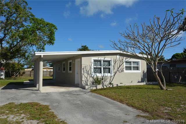 250 NW 29th Ter, Fort Lauderdale, FL 33311 (MLS #A10625199) :: The Teri Arbogast Team at Keller Williams Partners SW