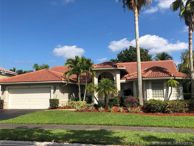 5409 NW 109th Ln, Coral Springs, FL 33076 (MLS #A10625577) :: The Teri Arbogast Team at Keller Williams Partners SW