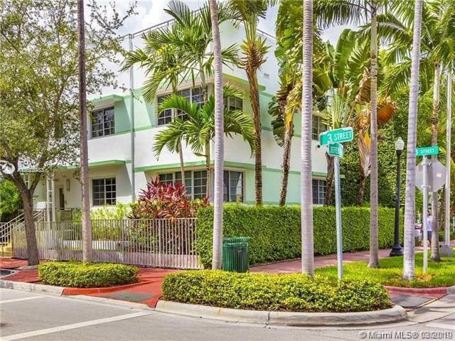 911 3rd St #6, Miami Beach, FL 33139 (MLS #A10628483) :: Laurie Finkelstein Reader Team