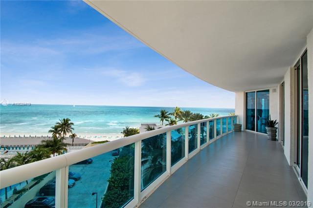 2711 S Ocean Dr #602, Hollywood, FL 33019 (MLS #A10629419) :: Grove Properties