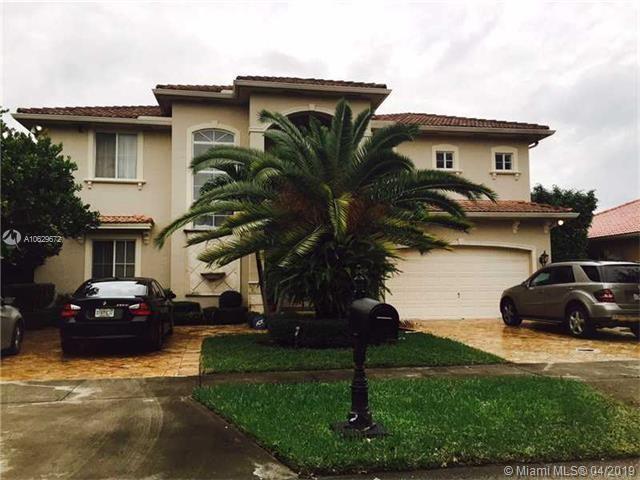 7853 NW 165 TERRACE, Miami Lakes, FL 33016 (MLS #A10629672) :: The Paiz Group