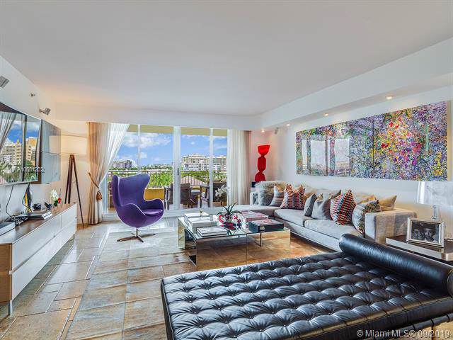 765 Crandon Blvd #606, Key Biscayne, FL 33149 (MLS #A10631232) :: Ray De Leon with One Sotheby's International Realty