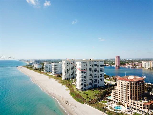 500 S Ocean Blvd #1601, Boca Raton, FL 33432 (MLS #A10635726) :: The Riley Smith Group