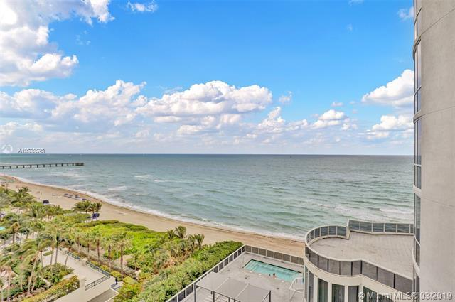 16001 Collins Ave #802, Sunny Isles Beach, FL 33160 (MLS #A10636593) :: The Riley Smith Group