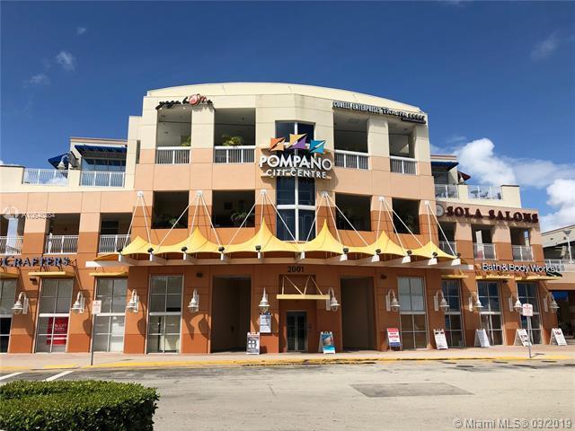 1400 NE 23rd St, Unit 219, Pompano Beach, FL 33062 (MLS #A10640284) :: The Riley Smith Group