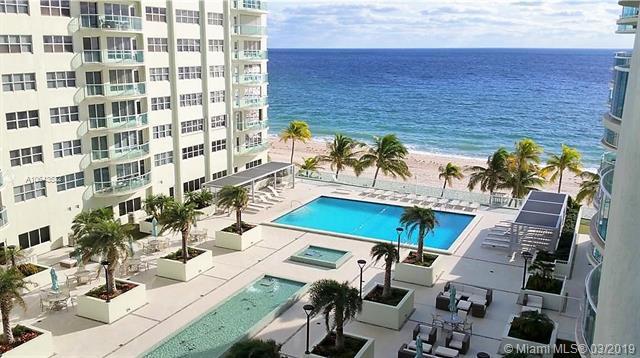 3400 Galt Ocean Dr 1609S, Fort Lauderdale, FL 33308 (MLS #A10643532) :: The Paiz Group