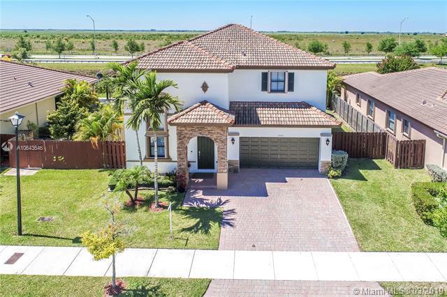 11650 SW 156th Ct, Miami, FL 33196 (MLS #A10643646) :: Prestige Realty Group