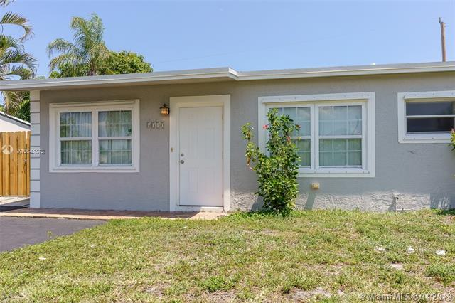 6010 NE 5th, Oakland Park, FL 33334 (MLS #A10643870) :: RE/MAX Presidential Real Estate Group