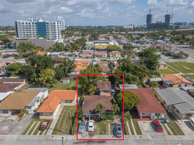 1735 NW 5th St, Miami, FL 33125 (MLS #A10646368) :: Grove Properties