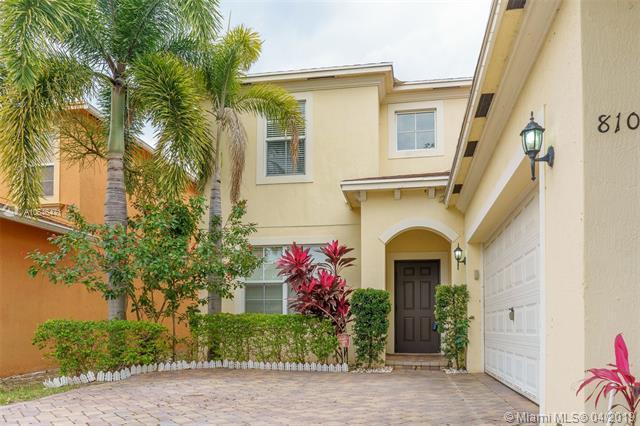 810 Quartz Ter, West Palm Beach, FL 33413 (MLS #A10646471) :: The Paiz Group
