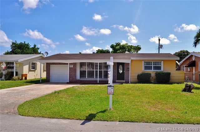 2421 Tarpon Dr, Miramar, FL 33023 (MLS #A10647523) :: Green Realty Properties