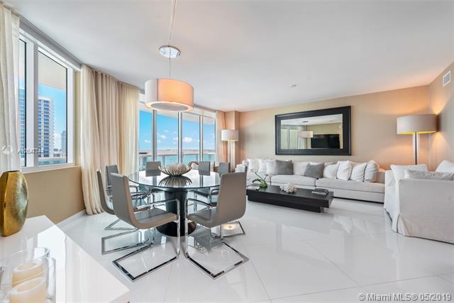 2711 S Ocean Dr #1906, Hollywood, FL 33019 (MLS #A10647744) :: Grove Properties