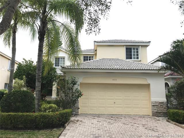 4415 Foxtail Ln, Weston, FL 33331 (MLS #A10647861) :: The Teri Arbogast Team at Keller Williams Partners SW