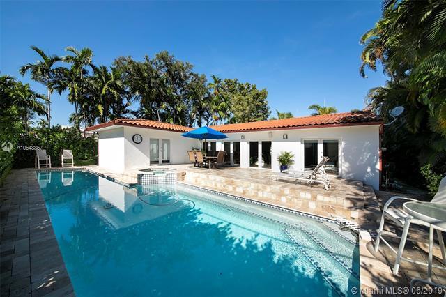 1240 NE 100th St, Miami Shores, FL 33138 (MLS #A10648857) :: The Brickell Scoop
