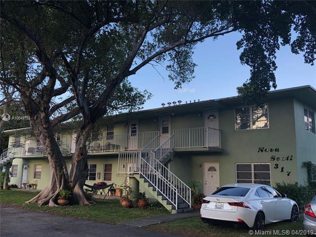 317 S 17th Ave #6, Hollywood, FL 33020 (MLS #A10649753) :: Green Realty Properties