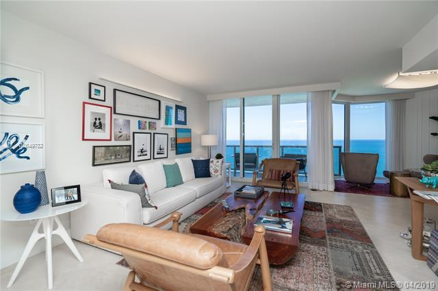 19333 Collins Ave #2705, Sunny Isles Beach, FL 33160 (MLS #A10649782) :: The Teri Arbogast Team at Keller Williams Partners SW