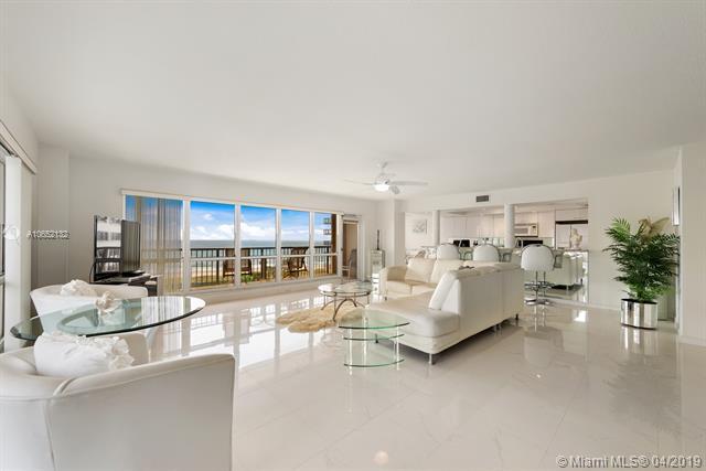 1800 S Ocean Blvd #512, Lauderdale By The Sea, FL 33062 (MLS #A10652132) :: The Paiz Group