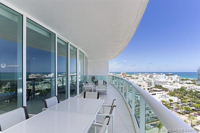 1000 S Pointe Dr #1607, Miami Beach, FL 33139 (MLS #A10652508) :: Laurie Finkelstein Reader Team