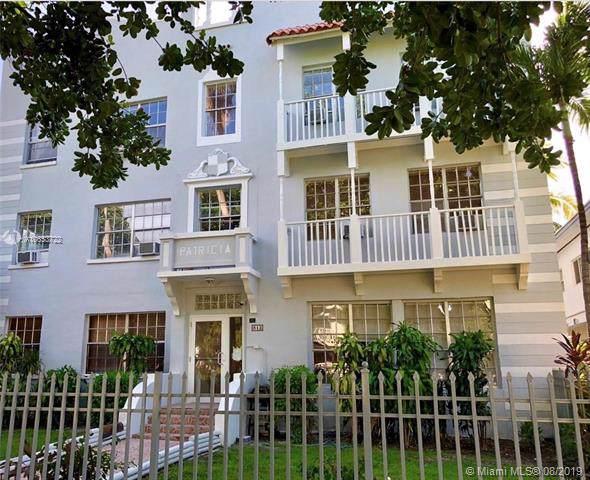 842 SE Meridian Ave 2A, Miami Beach, FL 33139 (MLS #A10653722) :: The Paiz Group
