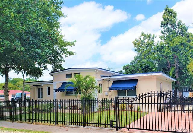 8901 N Miami Ave, El Portal, FL 33150 (MLS #A10655646) :: Lucido Global