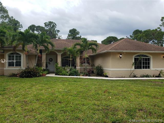 15520 Key Lime Blvd, Loxahatchee, FL 33470 (MLS #A10657328) :: RE/MAX Presidential Real Estate Group