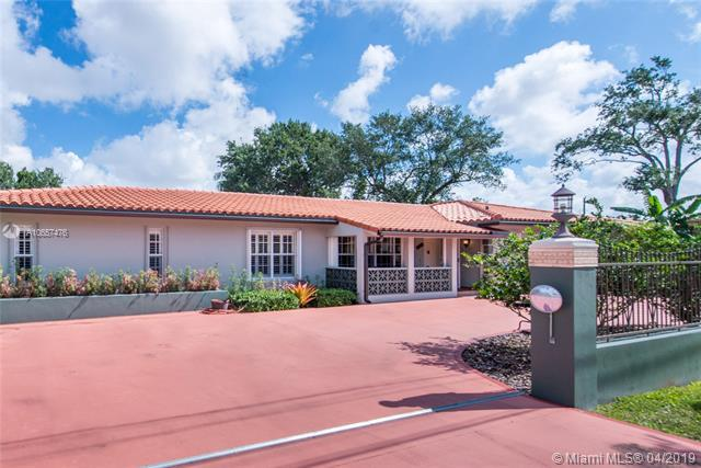 5795 SW 22nd St, Miami, FL 33155 (MLS #A10657476) :: The Riley Smith Group