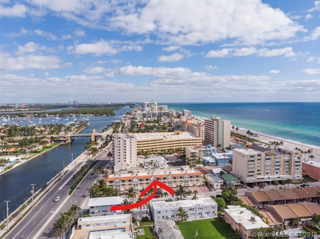 345 Virginia St #6, Hollywood, FL 33019 (MLS #A10657857) :: The Riley Smith Group
