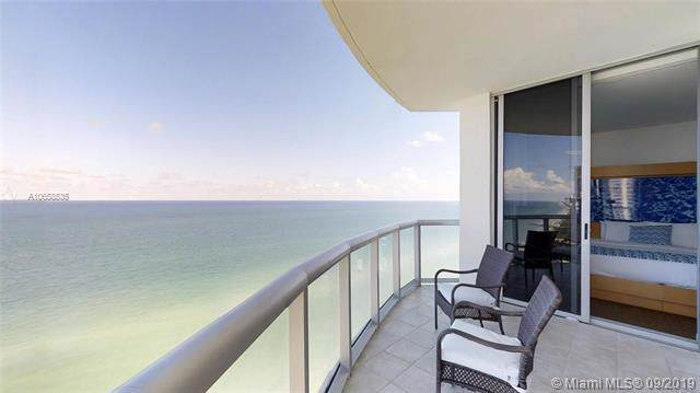 18683 Collins Ave Ph2601, Sunny Isles Beach, FL 33160 (MLS #A10658535) :: Ray De Leon with One Sotheby's International Realty
