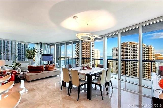 465 Brickell Ave #2501, Miami, FL 33131 (MLS #A10658880) :: The Riley Smith Group