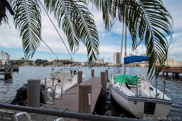 430 Golden Isles Dr #803, Hallandale, FL 33009 (MLS #A10659021) :: Ray De Leon with One Sotheby's International Realty