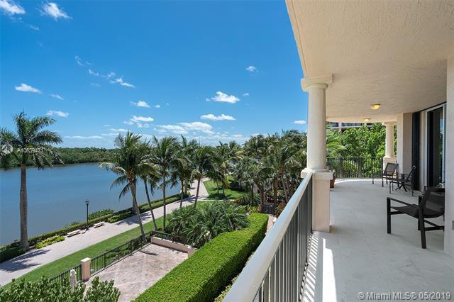 13611 Deering Bay Dr #304, Coral Gables, FL 33158 (MLS #A10659471) :: The Maria Murdock Group