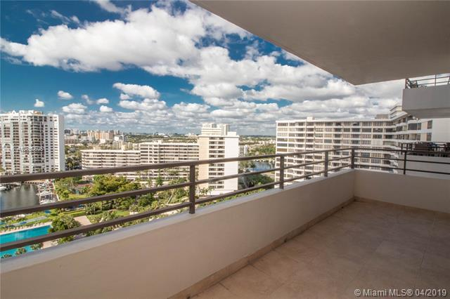 2500 Parkview Dr #1816, Hallandale, FL 33009 (MLS #A10659595) :: The Brickell Scoop