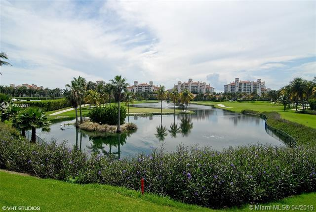 7765 Fisher Island Dr #7765, Miami Beach, FL 33109 (MLS #A10659917) :: Laurie Finkelstein Reader Team