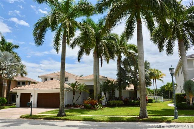 1488 Victoria Isle Dr, Weston, FL 33327 (MLS #A10660062) :: The Riley Smith Group