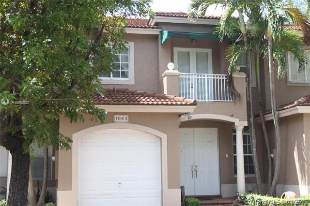 11964 SW 81st Ln #11964, Miami, FL 33183 (MLS #A10660621) :: Laurie Finkelstein Reader Team