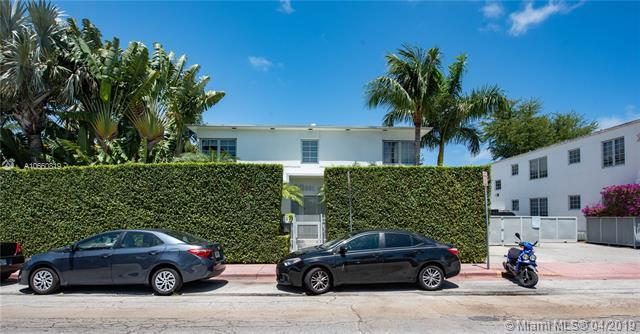 1035 15th St #14, Miami Beach, FL 33139 (MLS #A10660819) :: Laurie Finkelstein Reader Team