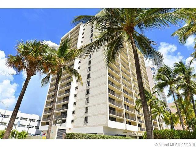 2625 Collins Ave #1203, Miami Beach, FL 33140 (MLS #A10661247) :: The Paiz Group