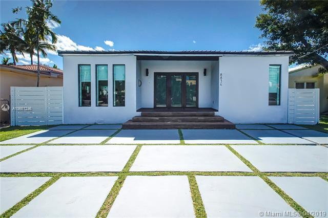 8834 Abbott Ave, Surfside, FL 33154 (MLS #A10661248) :: RE/MAX Presidential Real Estate Group