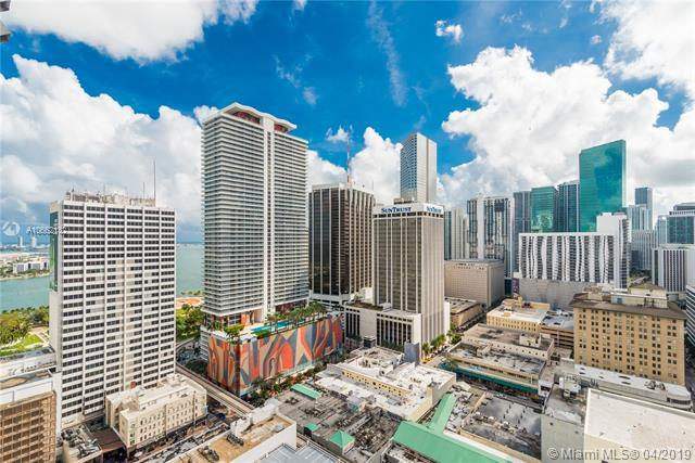 133 NE 2nd Ave #2708, Miami, FL 33132 (MLS #A10662132) :: Ray De Leon with One Sotheby's International Realty