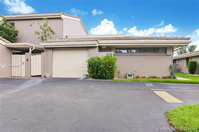 501 Saint Andrews Rd #65, Hollywood, FL 33021 (MLS #A10662566) :: Green Realty Properties