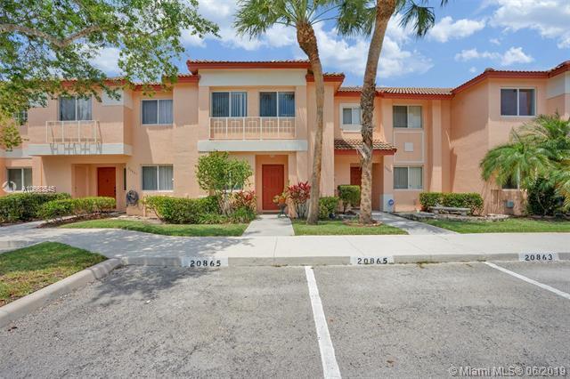 20865 NW 2nd St, Pembroke Pines, FL 33029 (MLS #A10663545) :: Berkshire Hathaway HomeServices EWM Realty