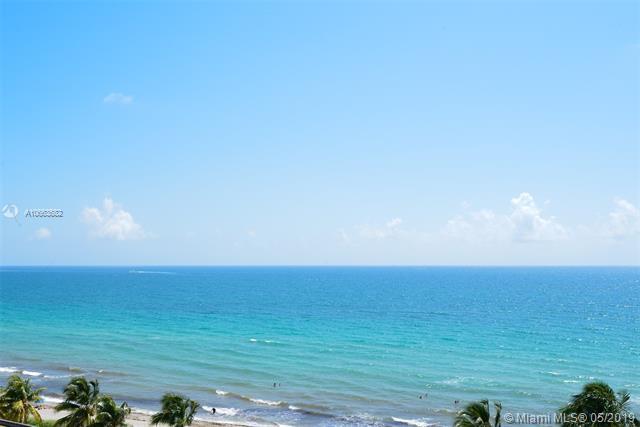 1950 S Ocean Dr 8H, Hallandale, FL 33009 (MLS #A10663682) :: The Rose Harris Group