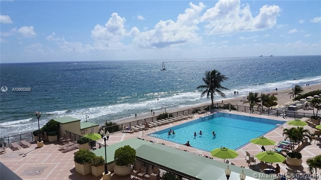 4280 Galt Ocean Dr 5M, Fort Lauderdale, FL 33308 (MLS #A10665388) :: The Brickell Scoop